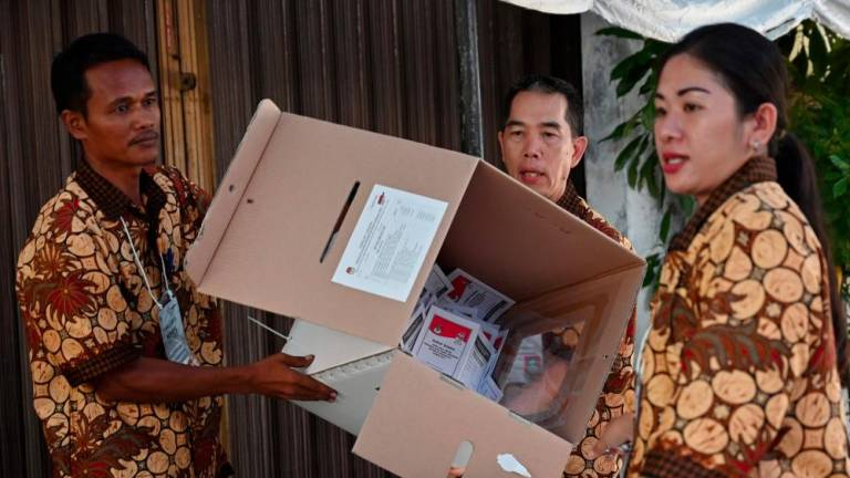 Indonesia's Joko Widodo on track to win presidency