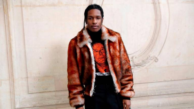 A$AP Rocky convicted of assault, gets suspended sentence