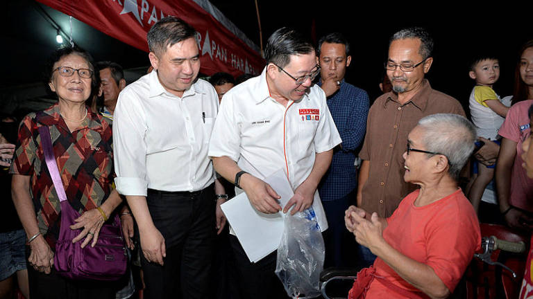 Sale of Equanimity proof of 1MDB scandal, says Guan Eng