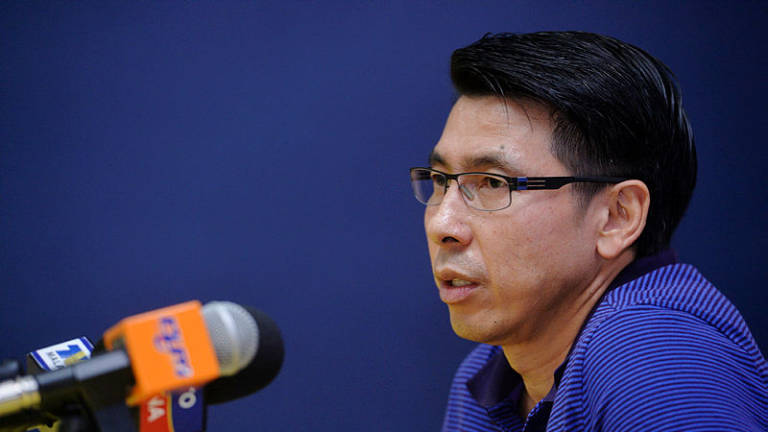 Do not squander home ground advantage: Cheng Hoe