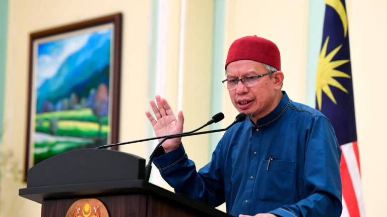 'Dapur It'am' to replace iftar gatherings: Zulkifli