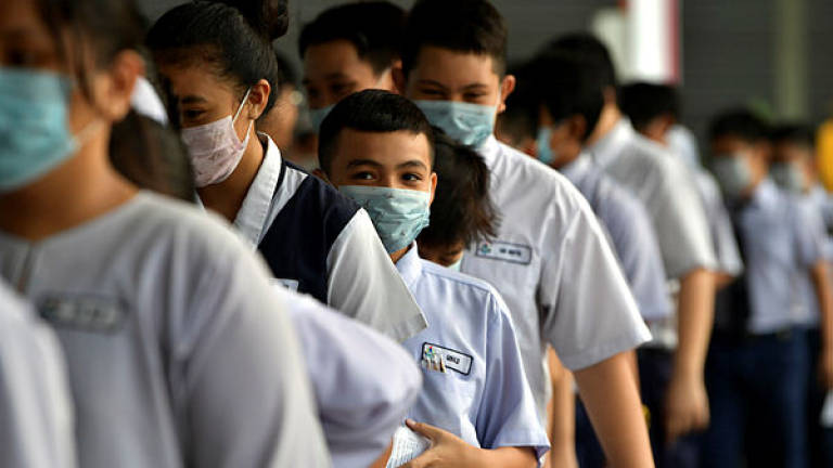 API readings down, Malacca schools to open as usual tomorrow