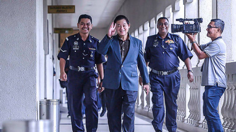 March 20 decision on application to transfer Tan Eng Boon's case to High Court