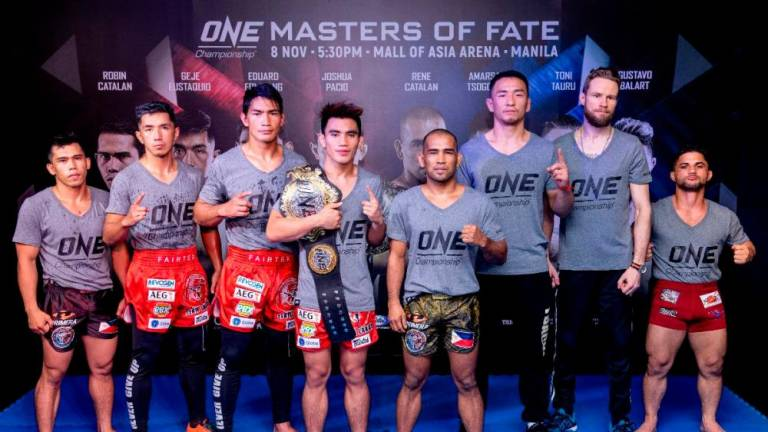 (Video) 3 reasons why Malaysians should be excited for ONE: Masters of Fate