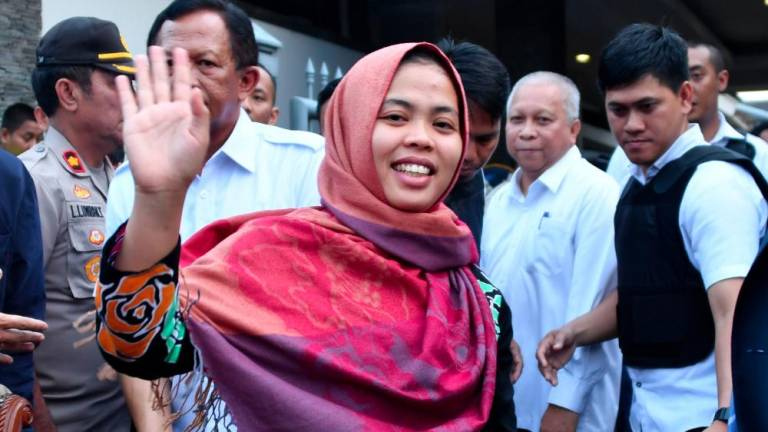 Siti Aisyah happy with court decision to drop Jong-Nam murder charge