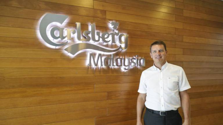 Carlsberg proud of promoter, offers help