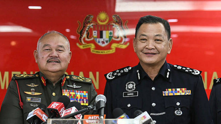 Malacca Straits safe, no external threats: Armed Forces chief