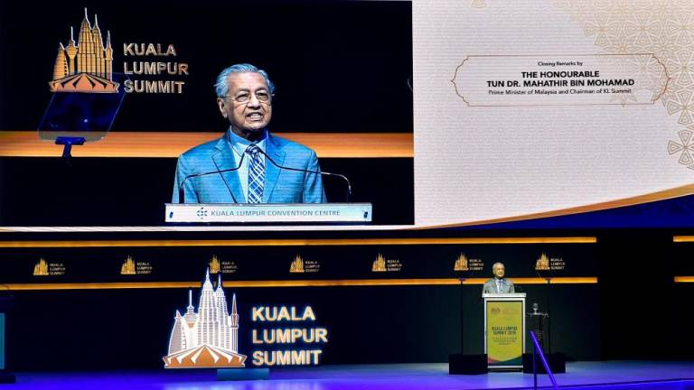 KL Summit ends on successful note