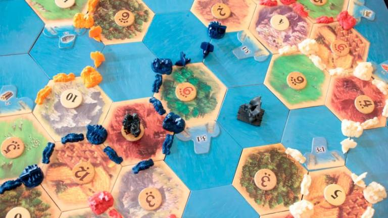 A board game a day keeps boredom at bay
