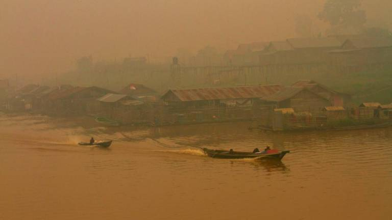 Haze: Sarawak Disaster Management Committee ready for possible emergency
