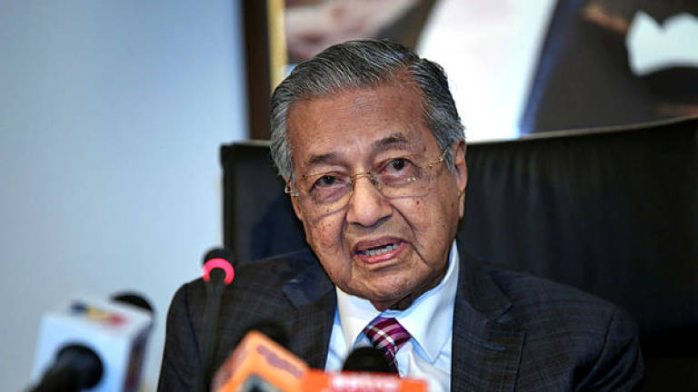 Aerospace technology: Malaysia must grab opportunity offered by Turkey says Mahathir
