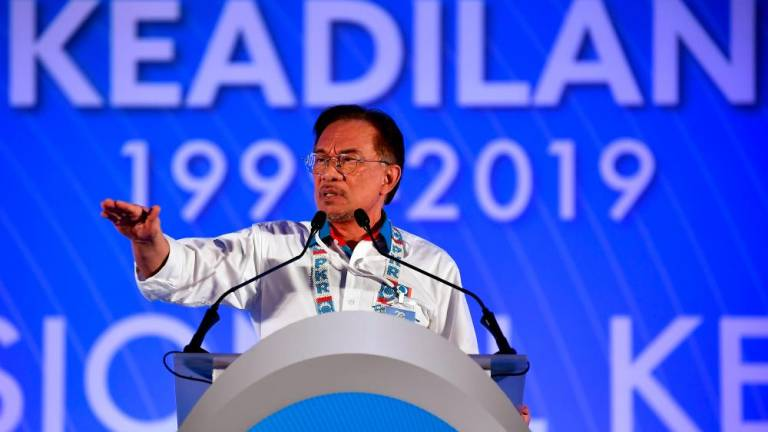 Message is clear, leaders, members must abide by party discipline: Anwar