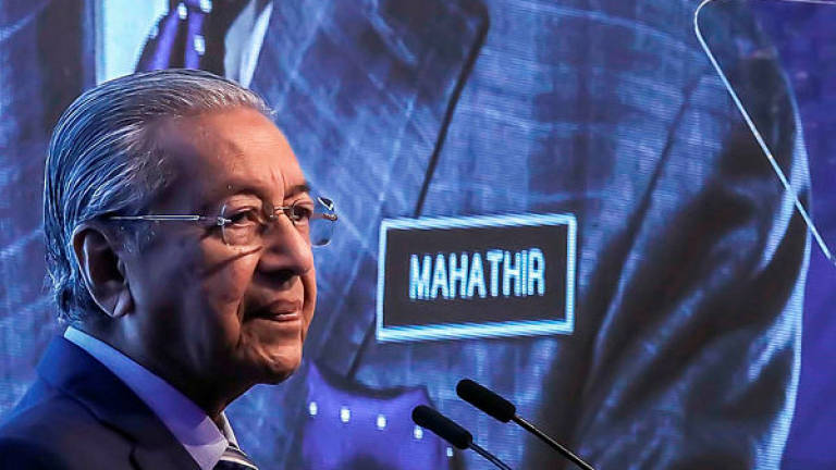 Amending or abolishing laws must be done carefully: Mahathir