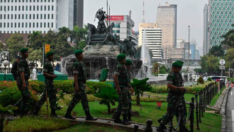 Huge security operation as Indonesia court hears election rigging claims