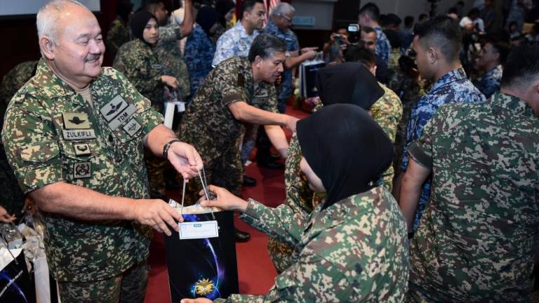 PM agrees on several proposals on defence white paper: MAF chief
