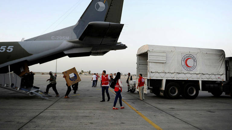 Year Ender: Eventful year for Malaysia's humanitarian efforts