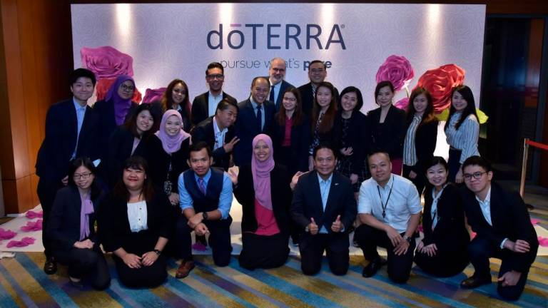 doTERRA Malaysia donates RM60k to provide Covid-19 relief for affected communities