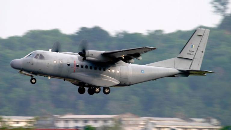 RMAF implements rewiring programme for CN235-220M aircraft