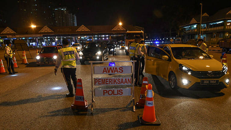 "Negri Sembilan sees drop in road fatalities in ""Op Selamat 15"""