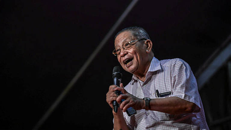 Kit Siang: Claims DAP pushing for Maszlee's removal utter lies