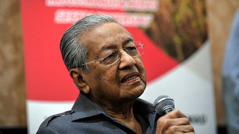 Malaysia offers to help fight Indonesian forest fires: Mahathir