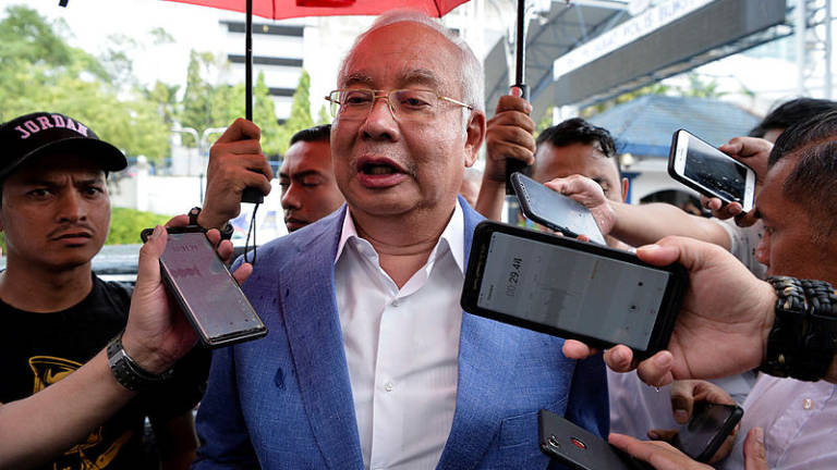 Najib to challenge appointment of private lawyer representing IRB