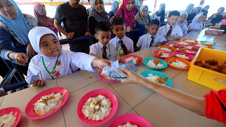 Free breakfast programme for B40 children will prevent wastage: PTAs