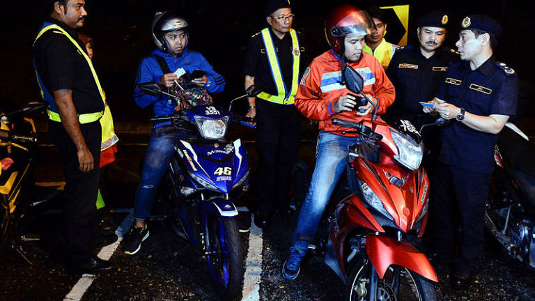 JPJ hands out 475 fines in special operation