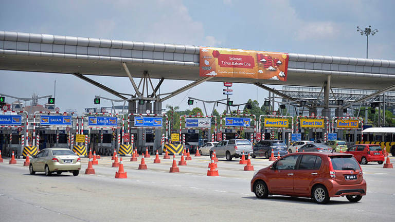 PLUS highway users to enjoy 18% toll discounts