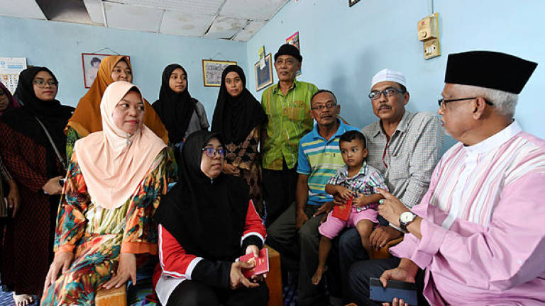 Kedah govt, Pokok Sena MP to sponsor tickets for family members of Mohd Tarmizi to NZ