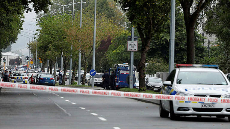 New Zealand police evacuate neighbourhood amid mosque attack probe