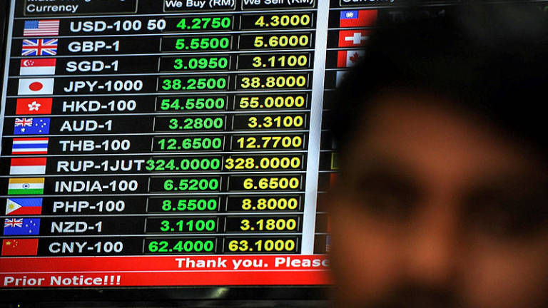 Ringgit slightly higher at opening