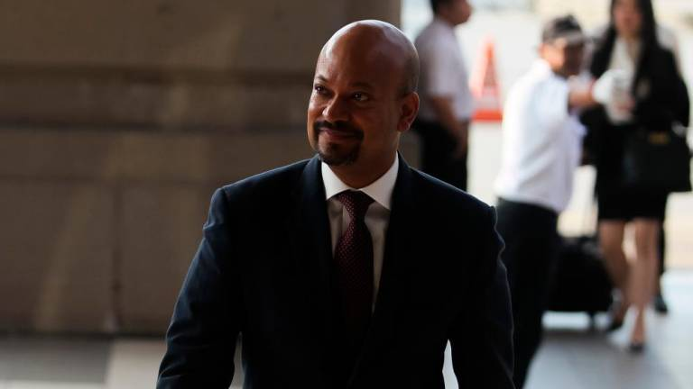 Arul Kanda insisted on removal of conflicting versions of 1MDB report: Ali Hamsa