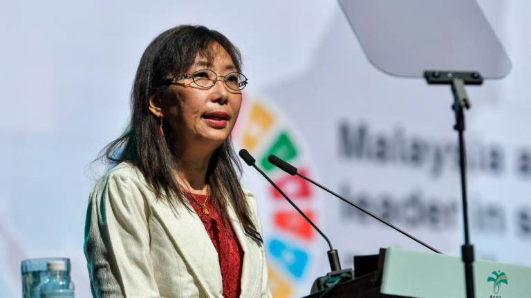 Malaysia's forest resources are managed sustainably: Teresa Kok