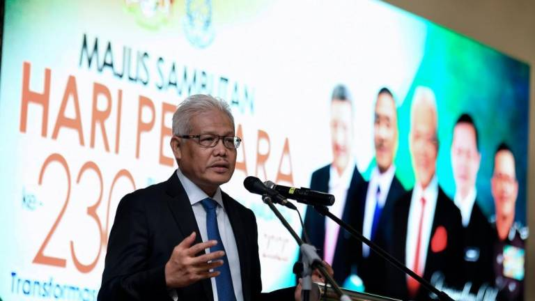 Committee to be established over funds leakage in PDRM - Hamzah