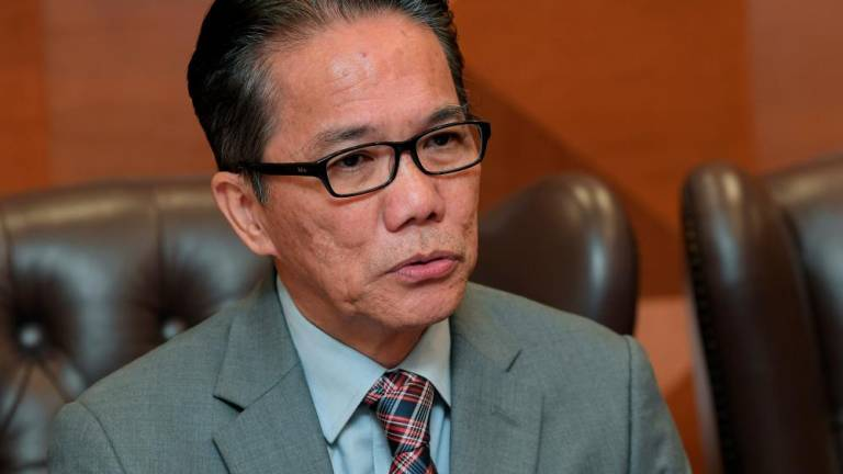Proposed amendment to constitution not done in haste: Liew