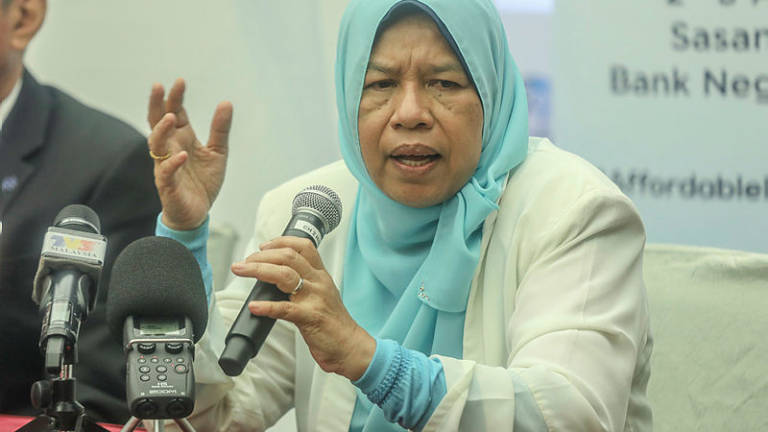 Committee to advise housing, local gov't ministry on needs of disabled: Zuraida