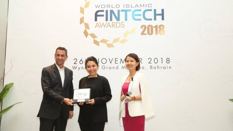 Hellogold wins World Islamic Fintech Award