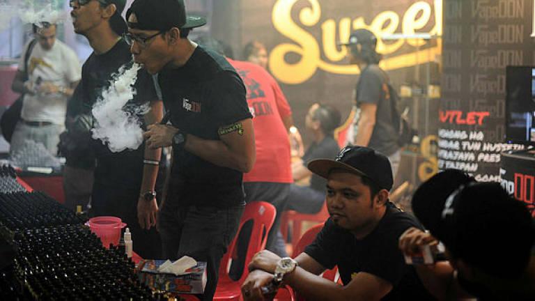 Majority Of Malaysians Want Sale Of E-cigarettes Legalised