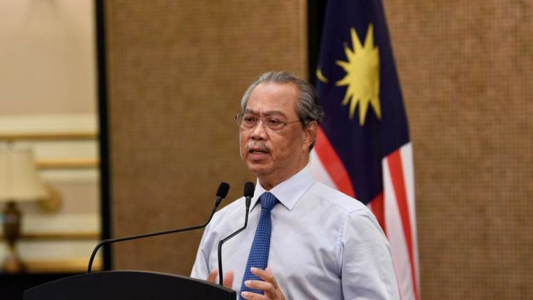 Muhyiddin to make UNGA debut as Prime Minister today
