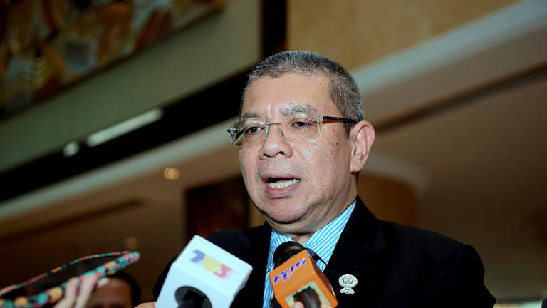 Saifuddin Abdullah makes three-day working visit to Jakarta