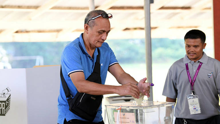 Sandakan by-election: 12% voter turnout as at 9am