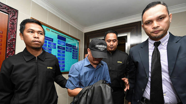 Terengganu assemblyman remanded on false claims of RM500k
