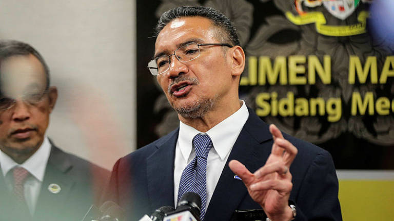Hishamuddin takes an open stance on Mindef land swaps issue