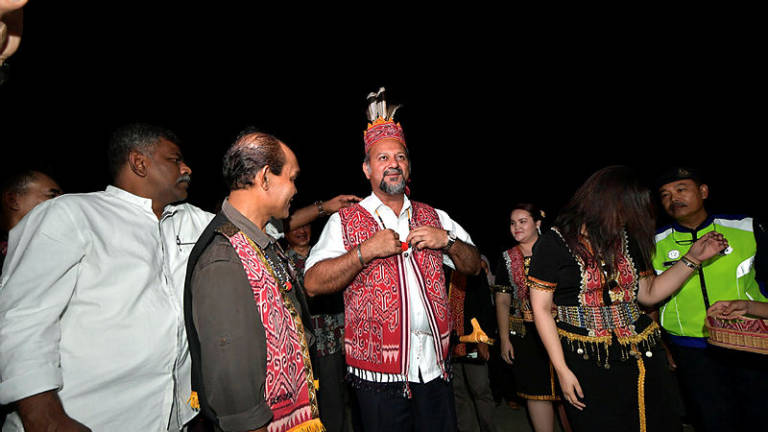 Dayak community's unique culture a national asset: Gobind