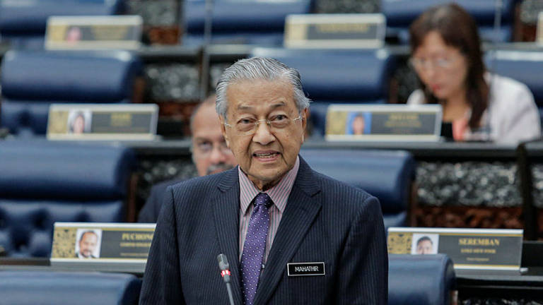 Targeted fuel subsidy right move to help B40 group: Mahathir