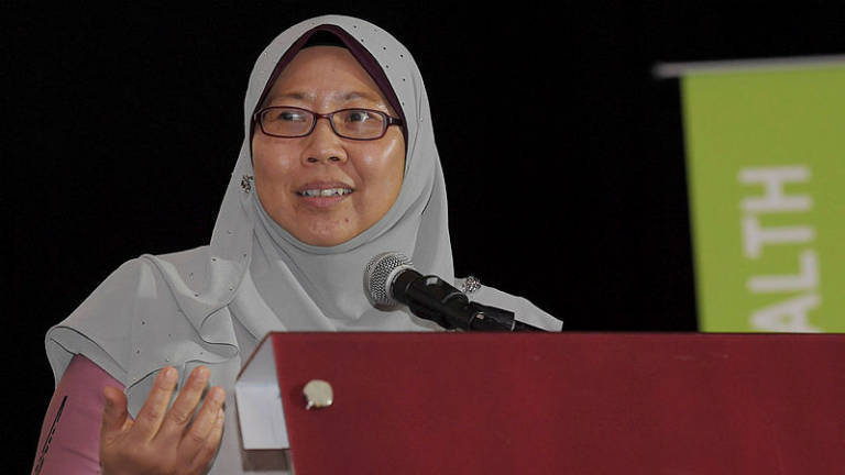 Fuziah demands apology from blogger over false accusation