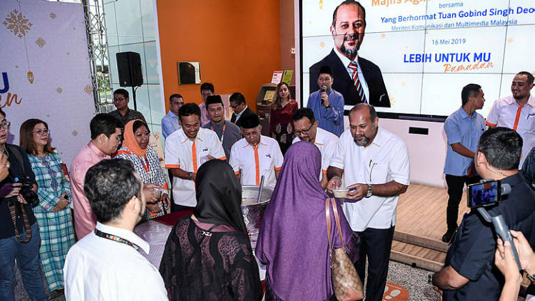 MCMC working with police to address cyberbullying: Gobind
