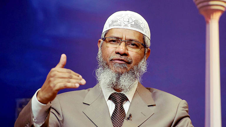My statement was politically twisted to cause racial disharmony: Zakir Naik