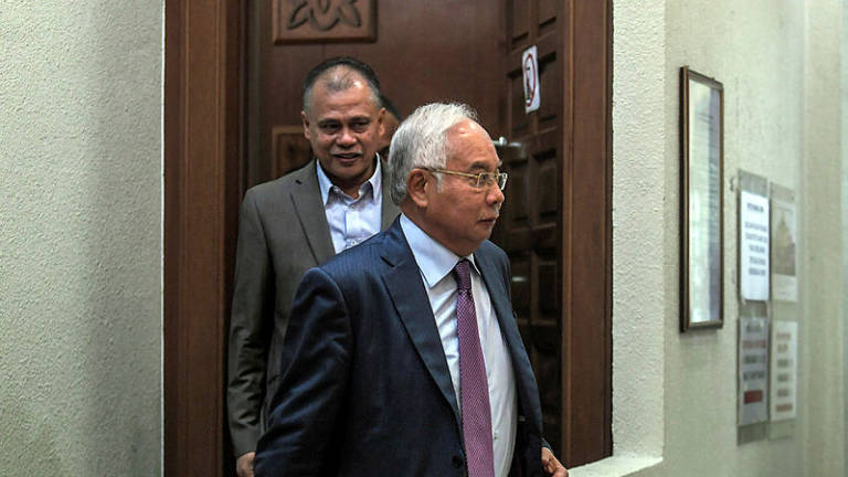RM14.5 million transferred into Najib's personal account: Ambank Manager (Updated)